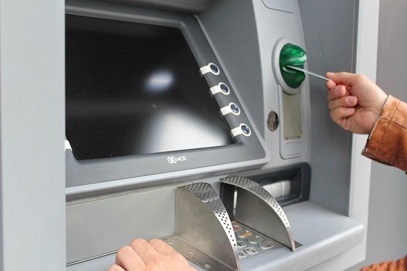 Bancos em Bruxelas