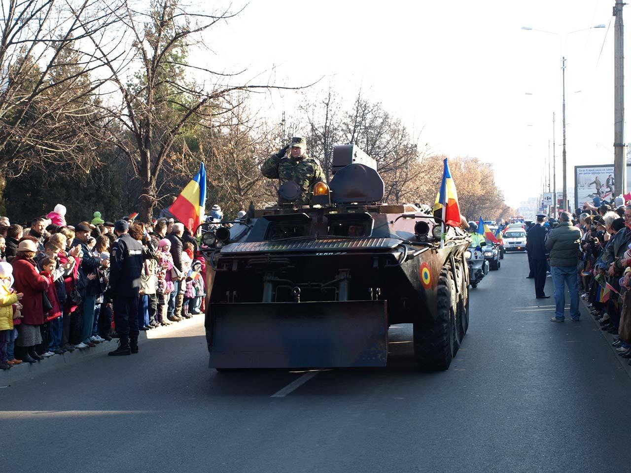Quais os feriados na Romênia nacionais?