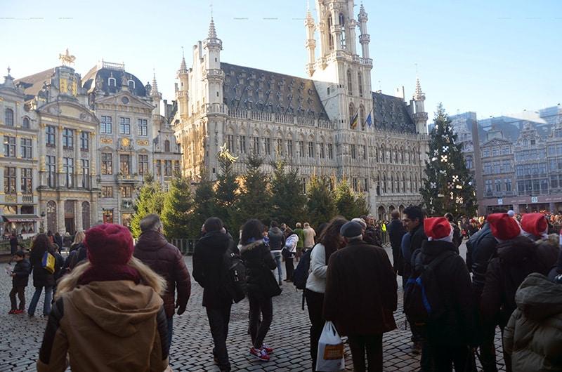 O que fazer no inverno na Bélgica