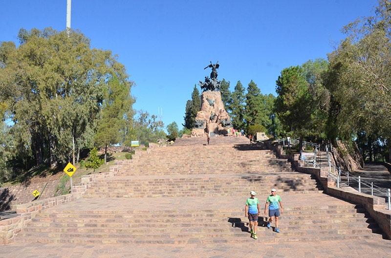 Um dia em Mendoza