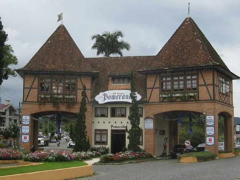 Dicas Pomerode, Santa Catarina