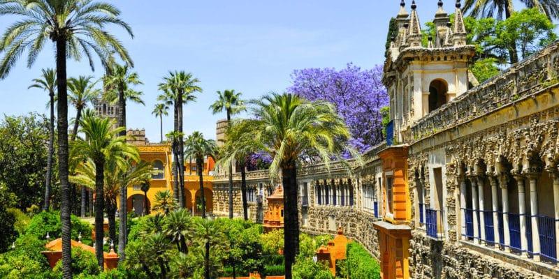 quantos dias em Sevilha