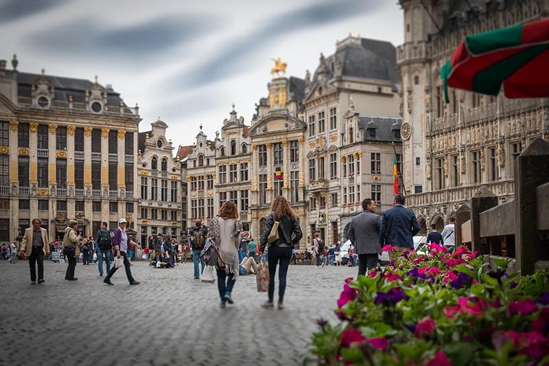 fatos interessantes da Bélgica