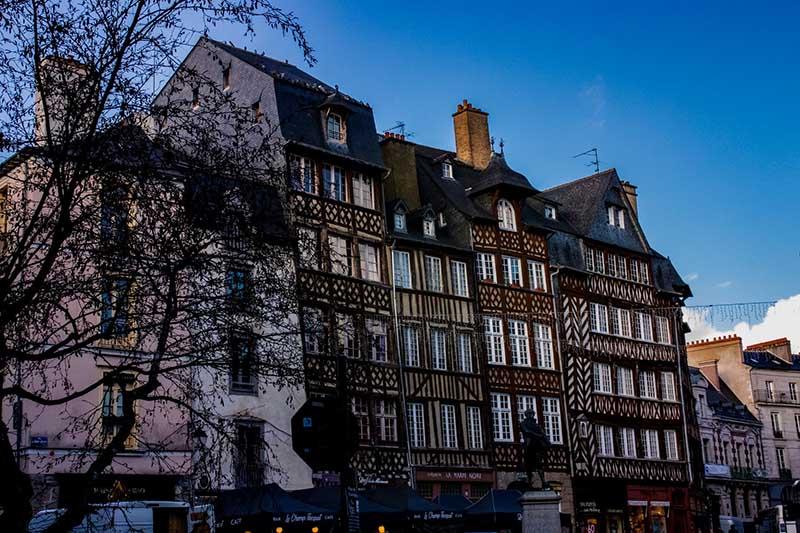 hoteis em Rennes