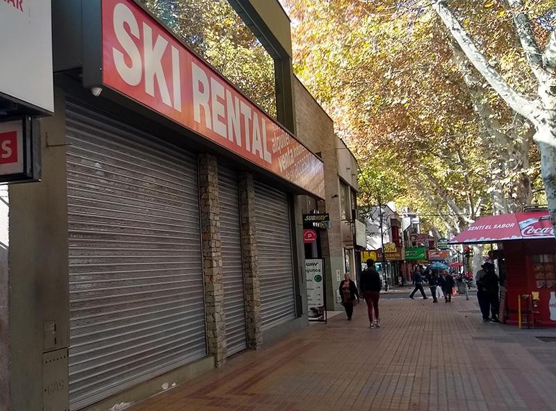 Em qual cidade trabalhar na Argentina?