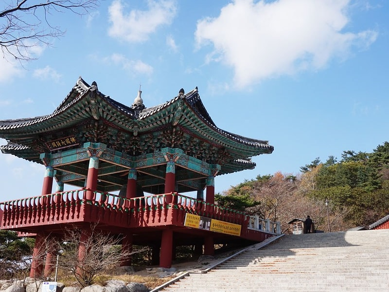 Pontos turísticos da Coréia do Sul