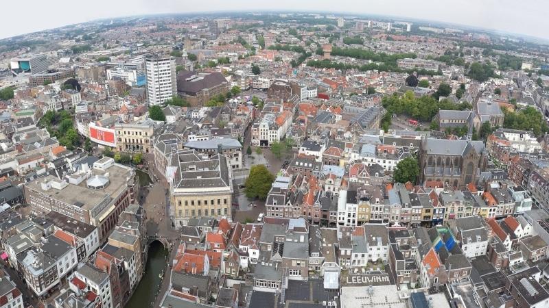 Morar em Utrecht