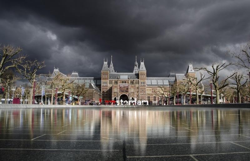Roteiro na França, Bélgica e Holanda histórico