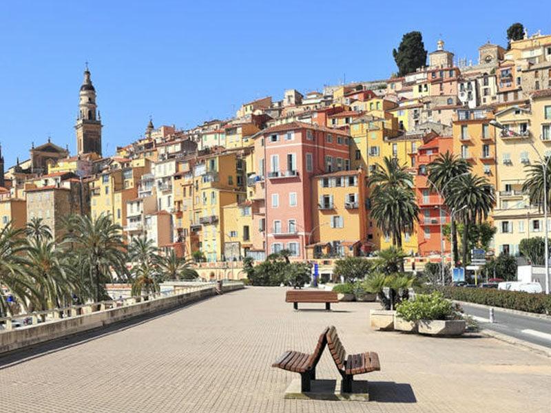 Cidades italianas próximas a França