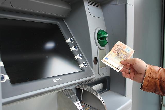 ATM na Holanda