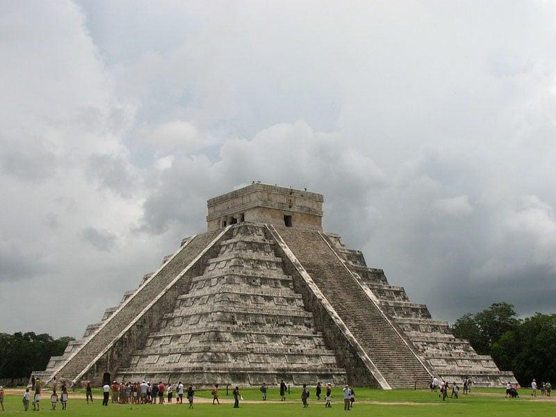Principais atrativos em Cancún