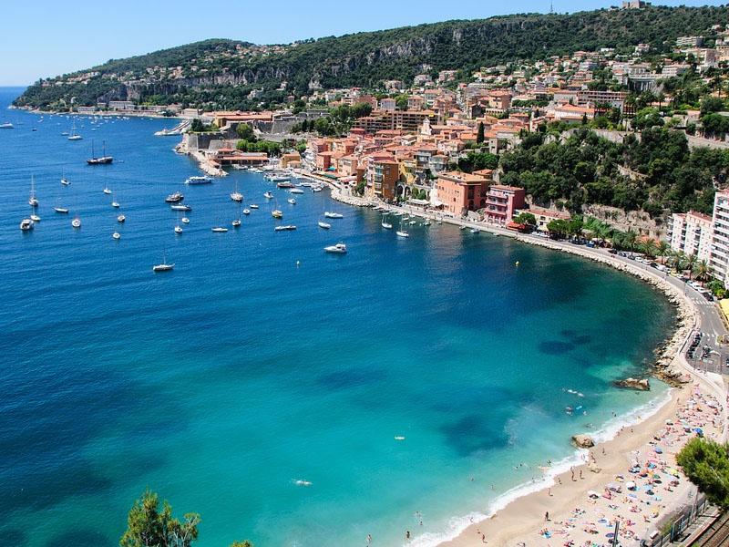 Tours guiados em Nice