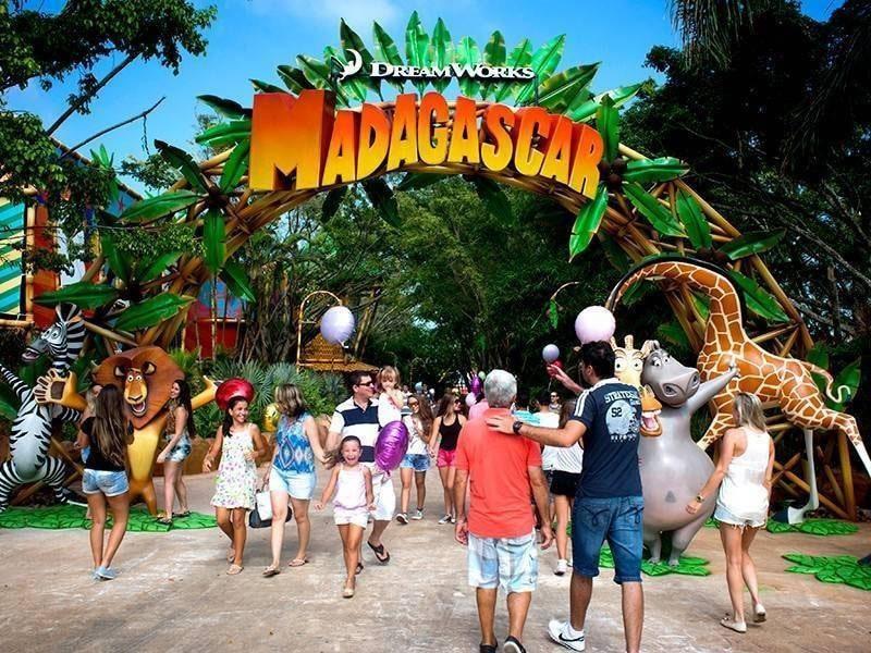 Maior parque temático do Brasil