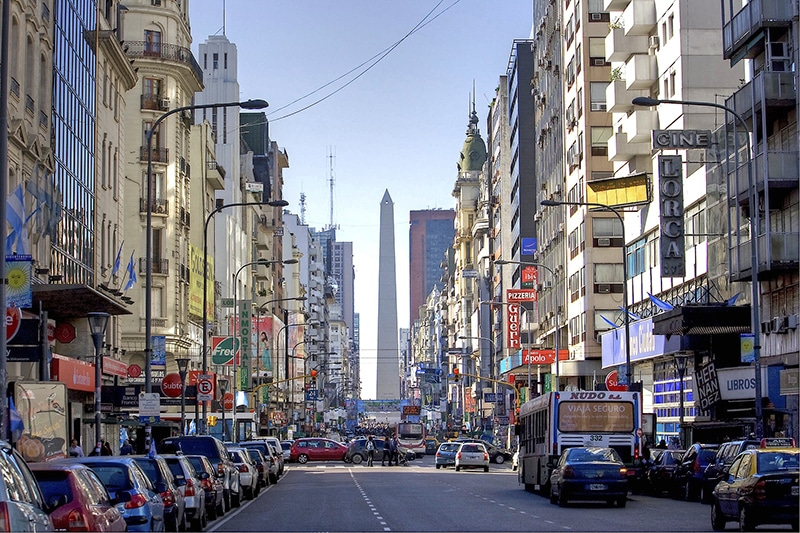 Buenos Aires no verão