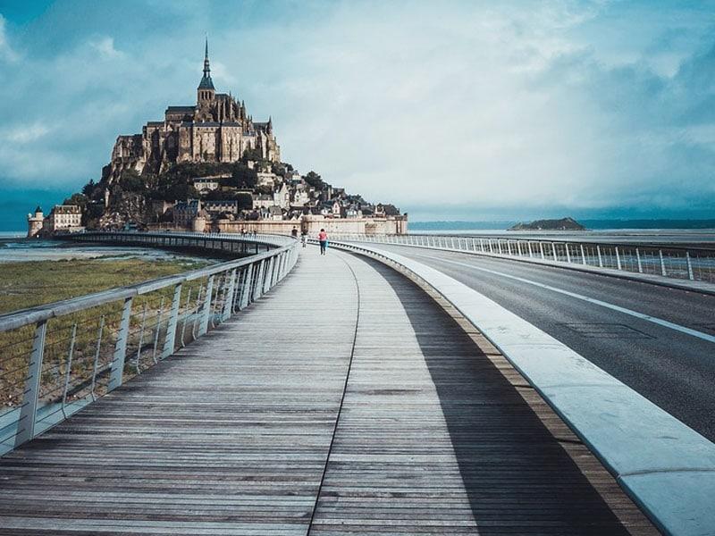Destinos mais procurados da França