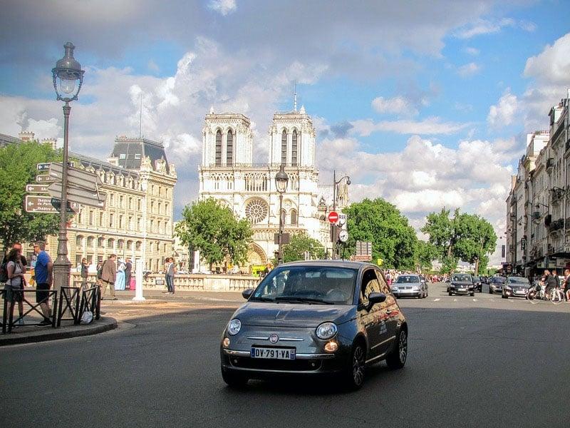 Opções para viajar pela França