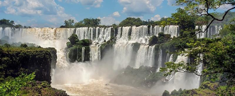 Cataratas na Argentina