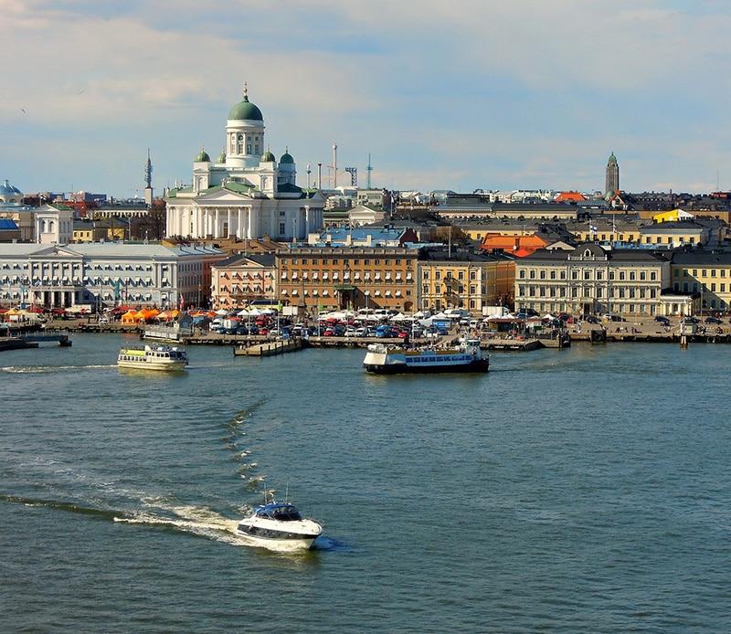 Cidades da Finlândia