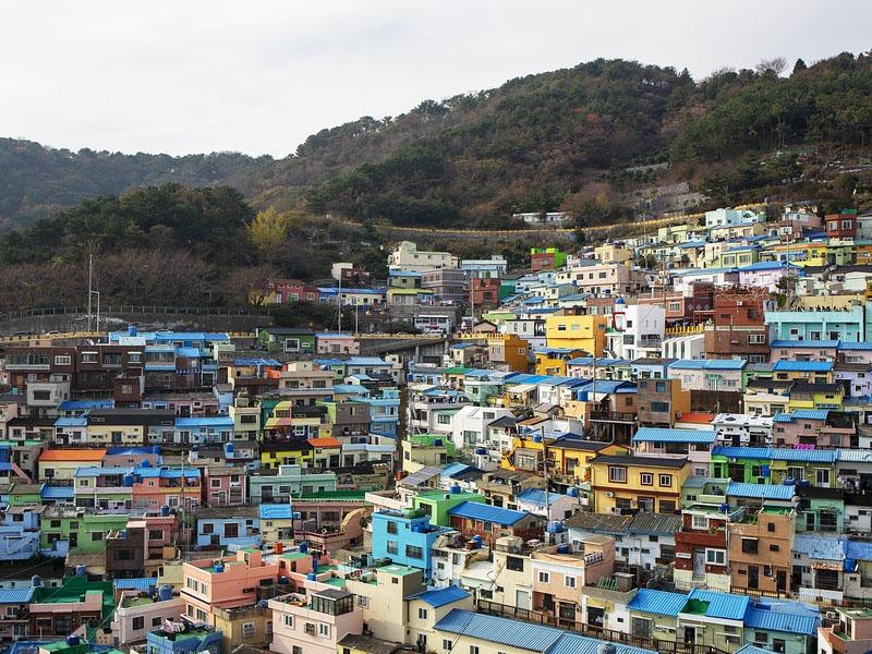 Cidades mais populosas da Coréia do Sul