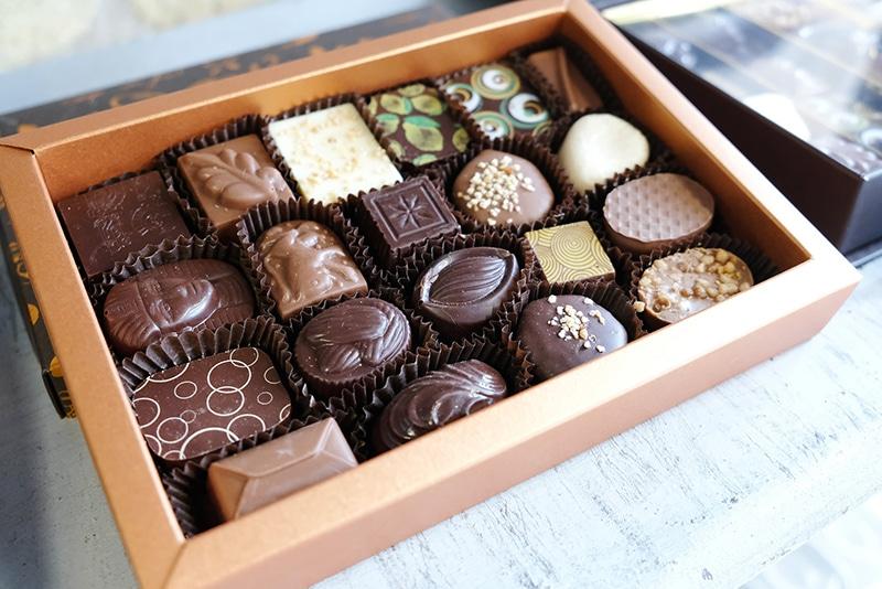 melhor chocolate do mundo