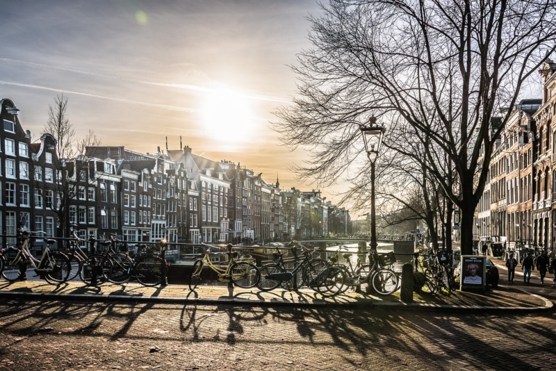 Principais cidades da Holanda