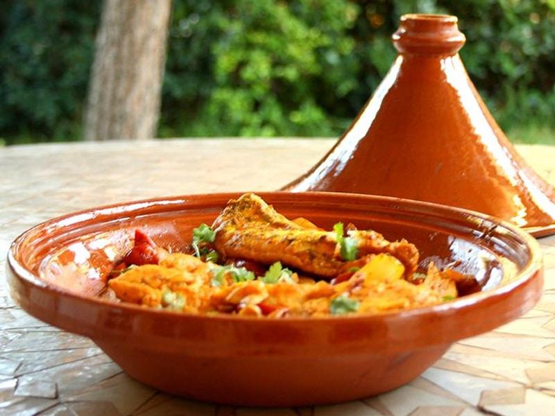 comidas típicas do Marrocos