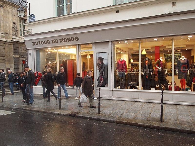 Onde fazer compras em Paris