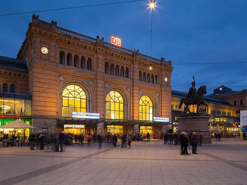 Pontos turísticos Hannover