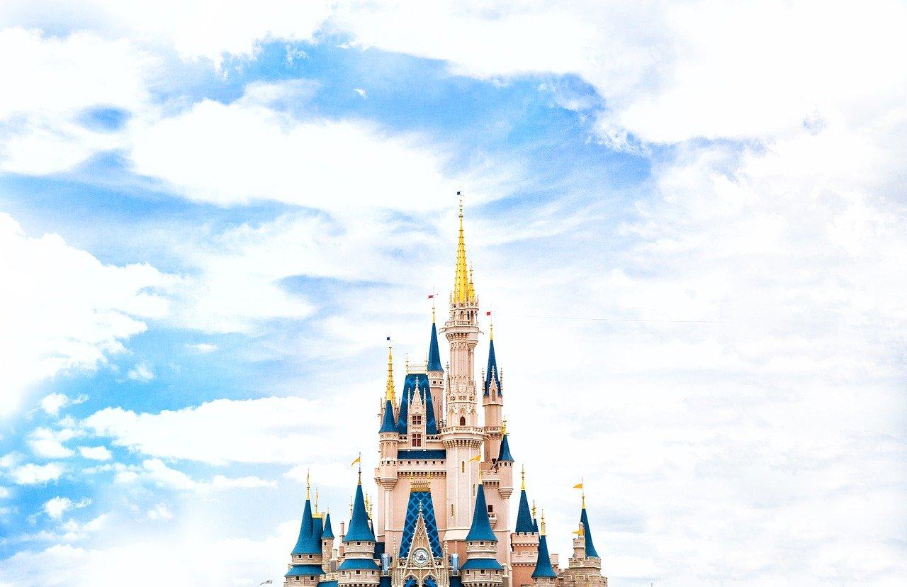castelo cinderela disney