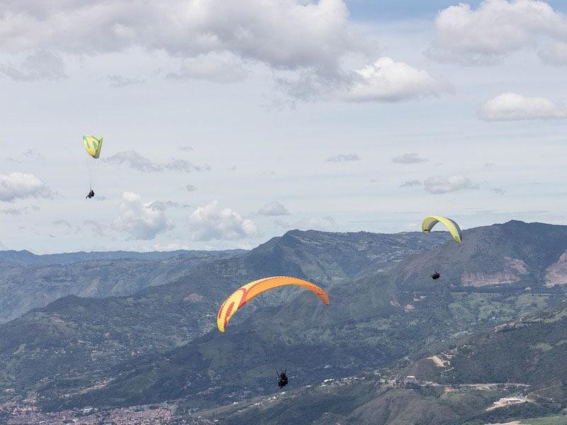 Esportes para praticar na Colômbia