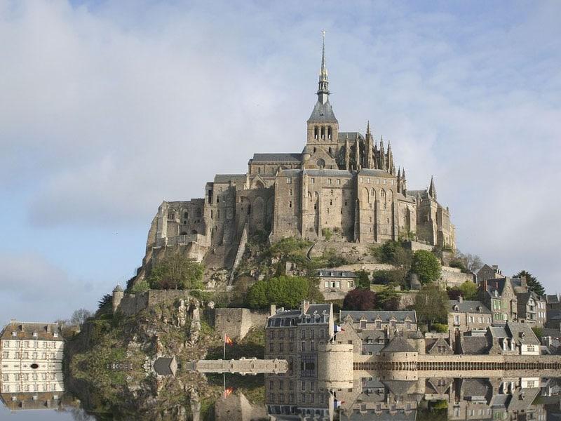 Turismo no Mont Saint-Michel