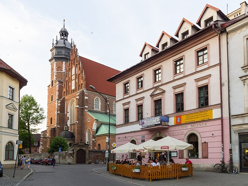 Hostel em Cracóvia