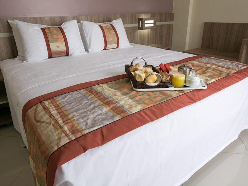 Hotéis no Bosque da Saúde em Cuiabá