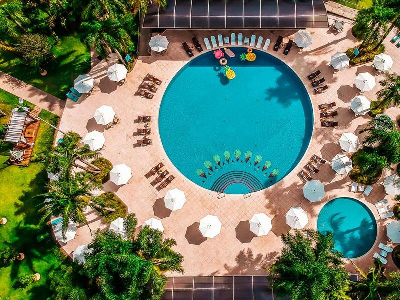 Melhores hotéis do Paraná