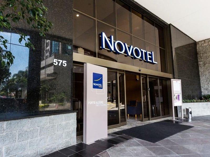 hotel 4 estrelas em Porto Alegre