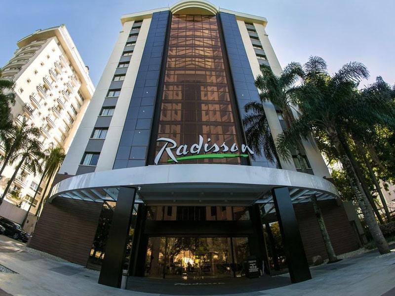 Melhores hotéis de Porto Alegre