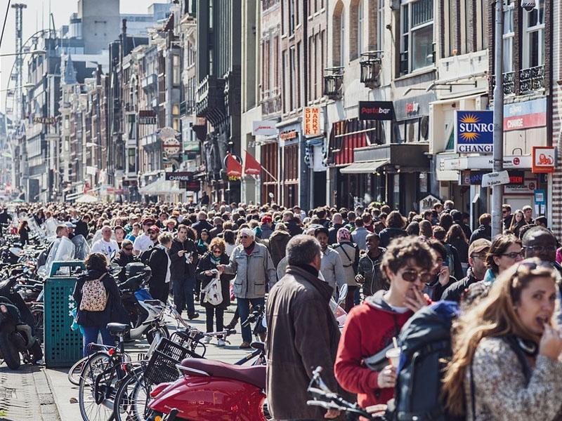 Como se comunicar na Holanda