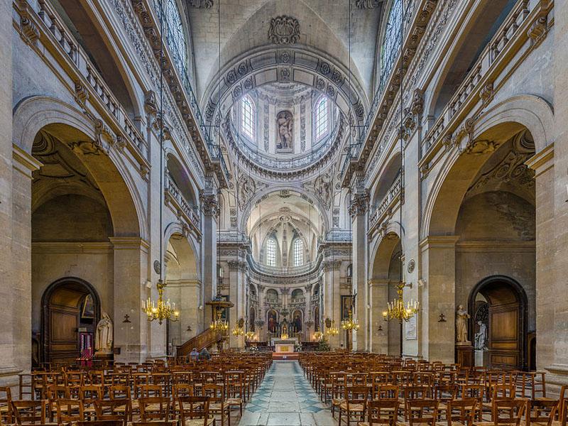Igrejas para conhecer em paris