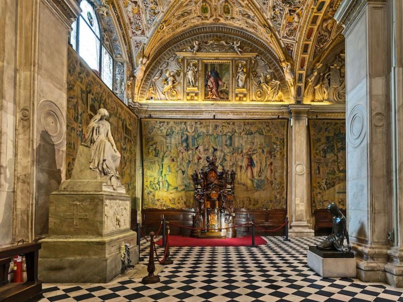 Principais igrejas da Itália