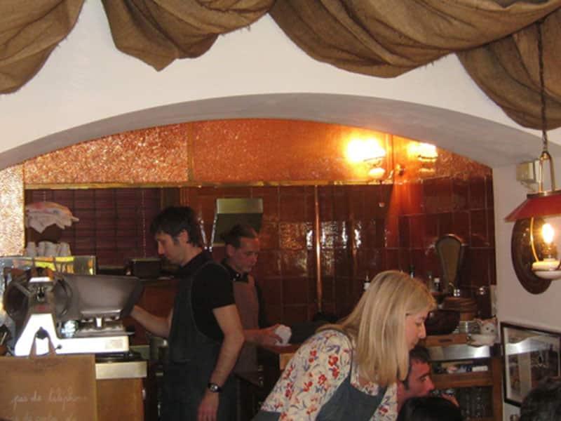 Restaurantes famosos em Nice