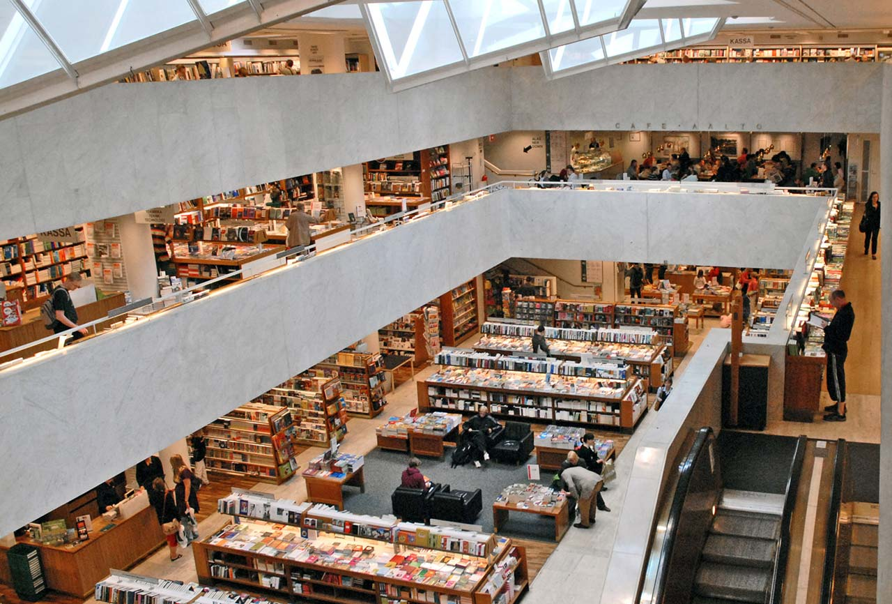 Roteiro de compras em Helsinque