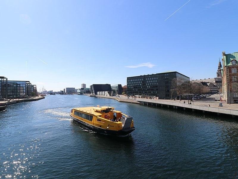 Como se locomover em Copenhague