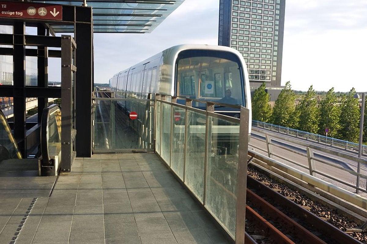 Metrô na Dinamarca