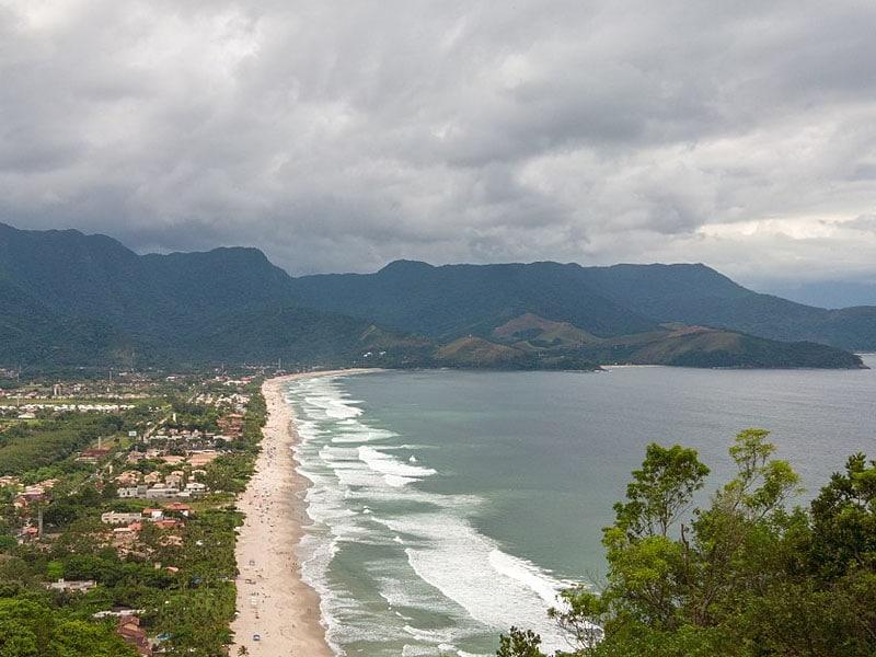 Praias mais famosas de São Paulo