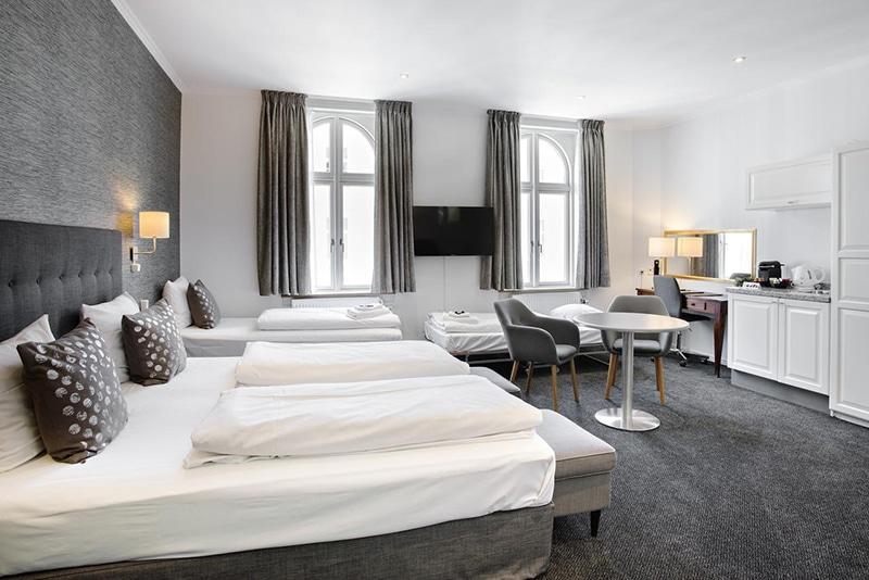 Melhores hoteis da Dinamarca