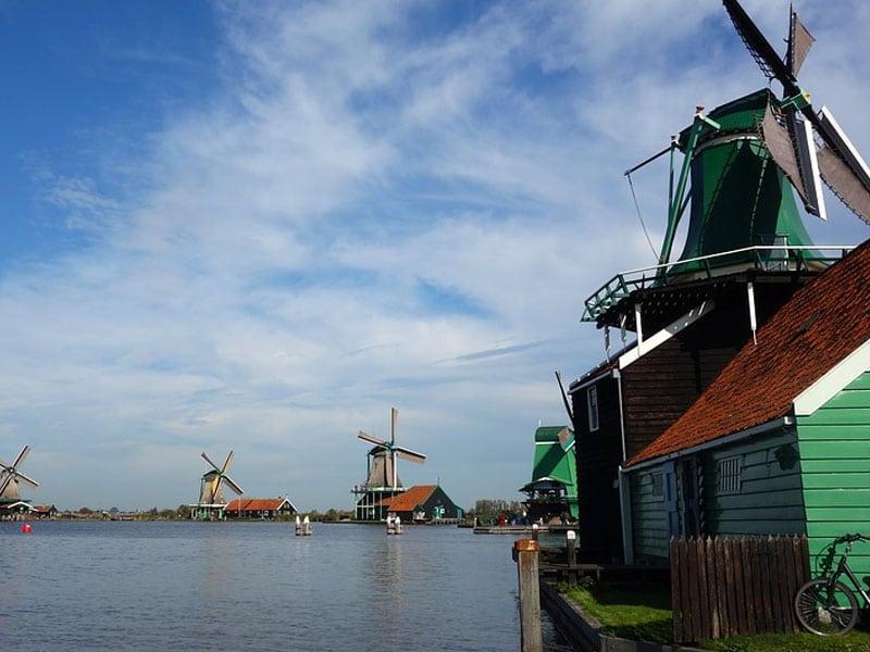 O que fazer na Holanda