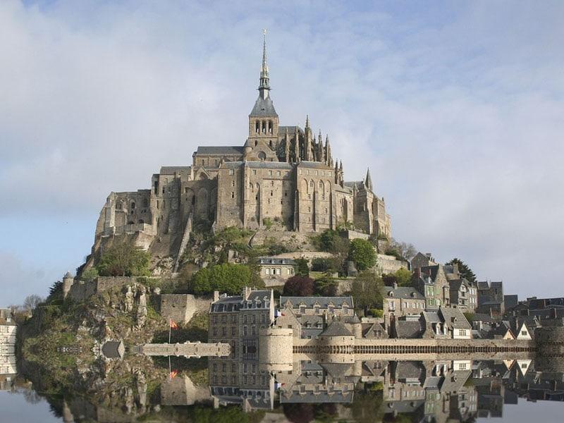 Como Ir De Paris E Cidades Ao Mont Saint Michel Na França