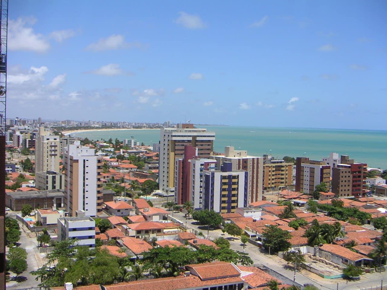 praia mais bonita de João Pessoa