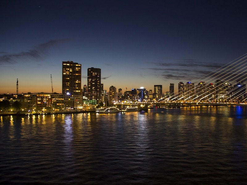 Cidades para viver na Holanda