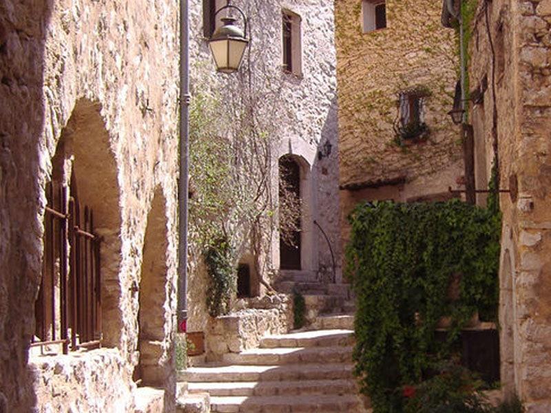 Tour pela Riviera Francesa